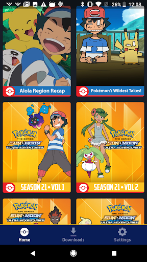 Download Pokémon TV 3.4.0 APK For Android