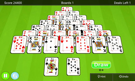 Download Pyramid Solitaire 3D Ultimate 1.2.3 APK For Android