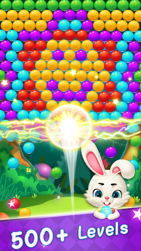 Download Rabbit Pop- Bubble Mania 3.1.4 APK For Android