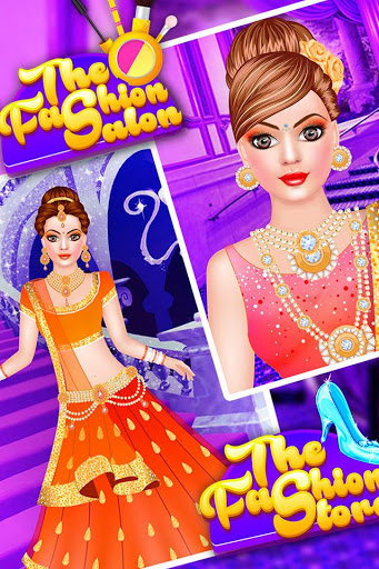 Download Royal Indian Doll Wedding Salon : Marriage Rituals 1.16 APK For Android