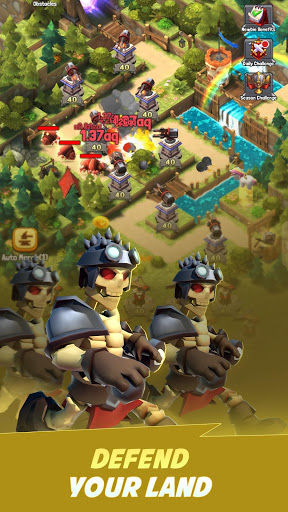 Download Siege Craft TD 1.2.1 APK For Android