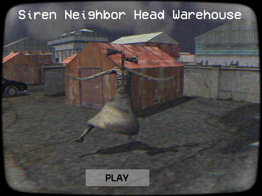 Download Siren Neighbor Head Warehouse 2.0 APK For Android