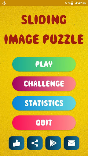 Download Sliding Image Puzzle 1.2.1 APK For Android