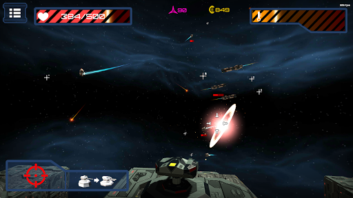 Download Space Turret - Defense Point 1.04b APK For Android