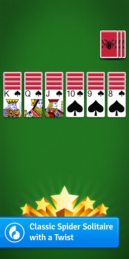 Download Spider Go: Solitaire Card Game 1.3.0.482 APK For Android