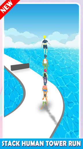 Download Stack Human Tower Run 3D 5.0 APK For Android