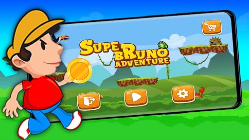 Download Super Bruno Adventures 3.0.4 APK For Android