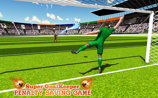 Download Super GoalKeeper : Penalty Saving game 1.0.9 APK For Android