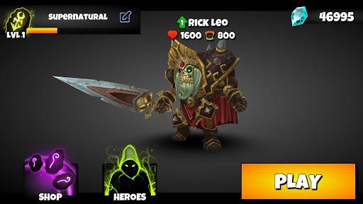 Download Supernatural - Battle Royale Action 1.27 APK For Android
