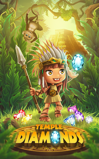 Download Temple Diamonds Rush 1.13 APK For Android