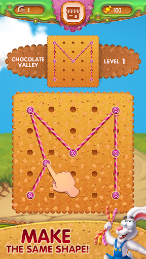 Download Toffee : Line Puzzle Game. Free Rope Shapes Game 1.3.240720 APK For Android