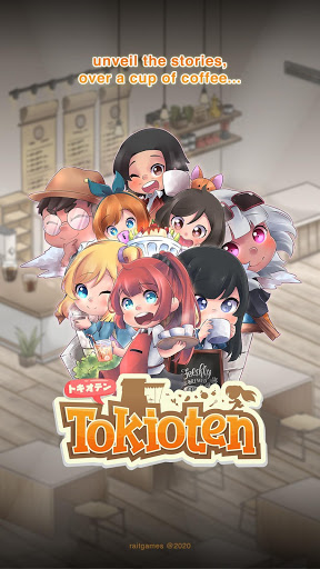Download Tokioten - Cafe and Life Story 1.1 APK For Android