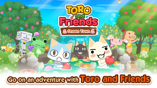 Download Toro and Friends: Onsen Town 1.2.0 APK For Android
