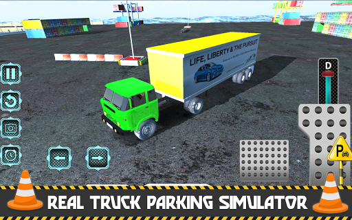 Download Truck Parking Simulator 3D 2020 1.0 APK For Android