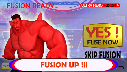 Download Ultra Hero Fusion : Superhero Ultra Man Battle 1.0.1 APK For Android