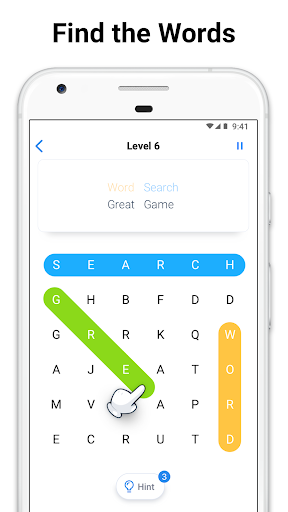 Download Word Search - Free Crossword and Puzzle Game 1.6.0 APK For Android