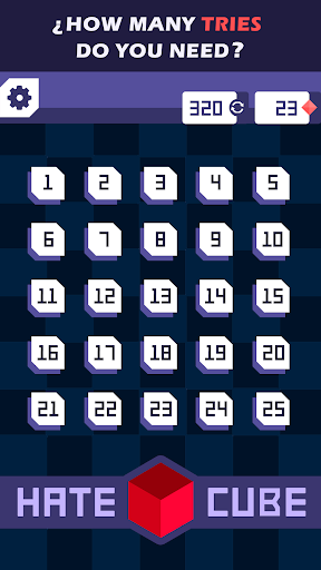 Download World's Hardest Game: HATE CUBE 1.3 APK For Android