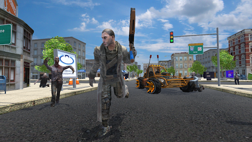Download Zombie Crime Shooting Game 1.1 APK For Android