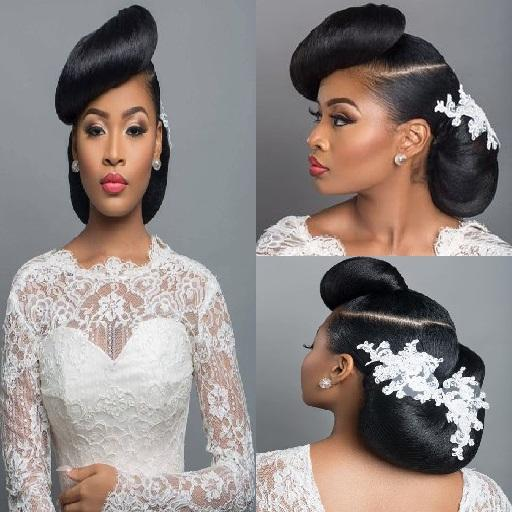 Download 9ja Bridal Hairstyle & Makeup. 4.6.8 APK For Android