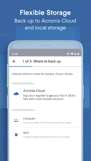 Download Acronis True Image: Mobile 5.1.2 APK For Android