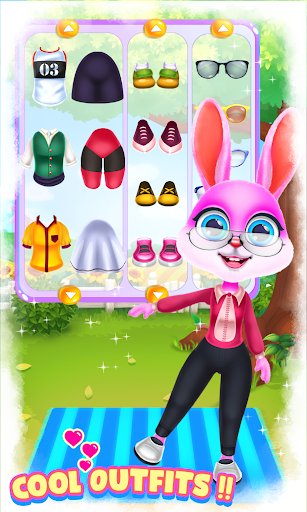 Download Baby Bunny - The Cutest Pet Caring 1.0.1 APK For Android