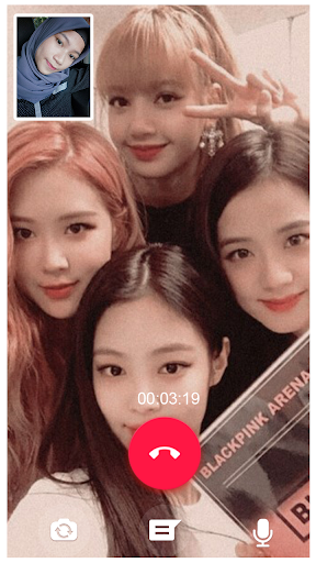 Download BlackPink : Fake Video Call Start 1.2 APK For Android
