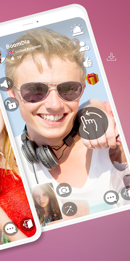 Download Boomdia Social Video Chat 1.2.3 APK For Android