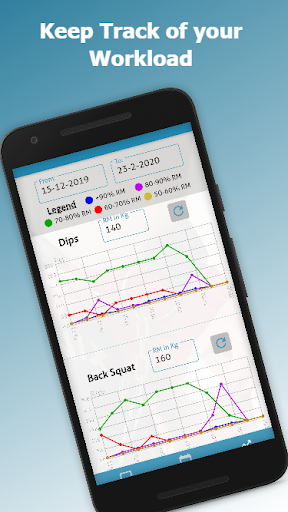 Download Calisthenics Workout Planner | Workout Log 1.0.0 APK For Android