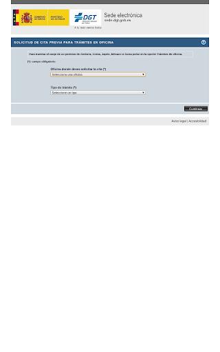 Download Cita Previa - DGT 1.0 APK For Android