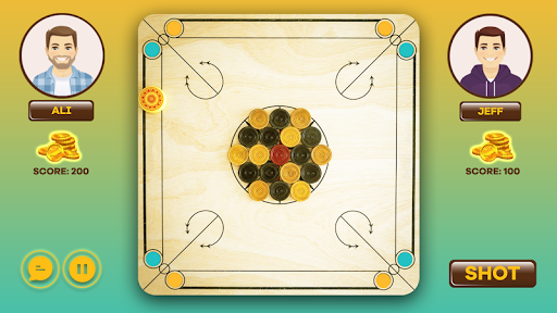 Download Classic Real Carrom Board Game 1.2 APK For Android