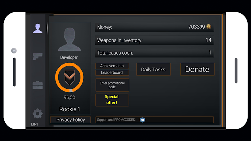 Download CoD Crates Simulator 1.03 APK For Android