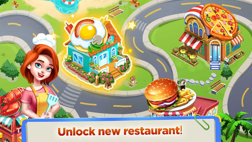 Download Cooking Street 1.0.3 APK For Android