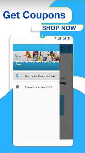Download Coupons for Wish & Promo codes 9.0 APK For Android