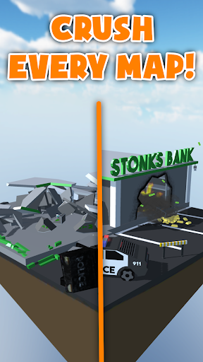 Download Crush it! – Physics based Destruction Simulator 1.39 APK For Android