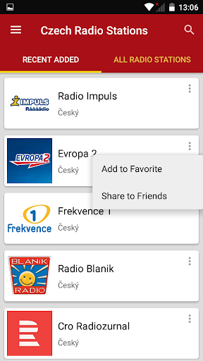 Download Czech Radio Stations 6.0.1 APK For Android