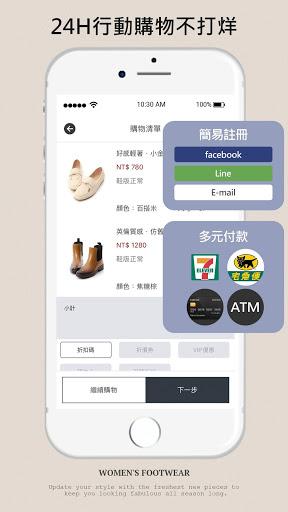 Download D+AF|用心打造舒適好穿流行女鞋 1.263 APK For Android