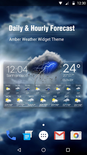 Download Daily and Hourly Forecast Free 16.6.0.6243_50109 APK For Android