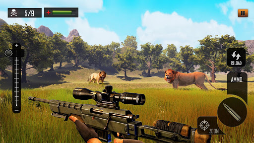 Download Deer Hunting 2020: Wild Animal Sniper Hunting Game 1.0.2 APK For Android