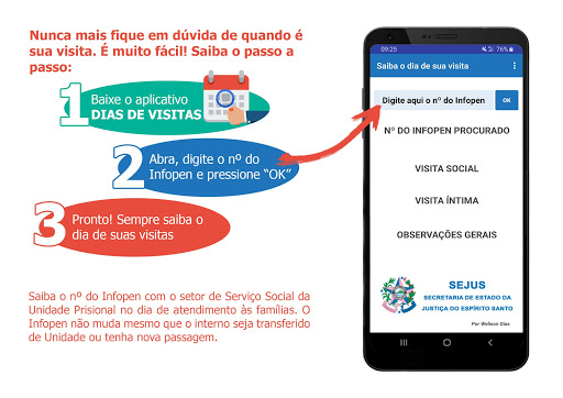 Download Dias de Visitas 1.05 APK For Android