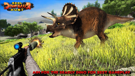 Download Dino Games - Hunting Expedition Wild Animal Hunter 6.0 APK For Android