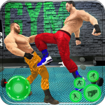 Download Bodybuilder Fighting Club 2019: Wrestling Games 1.1.6 APK For Android