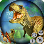 Download Jungle Dinosaurs Hunter FPS Shooting Game 1.3 APK For Android