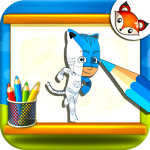 Download Super Coloring Book For Heroes Maks 1.02 APK For Android