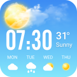 Download The weather timeline & weather - graphs & radar 1.0.7 APK For Android
