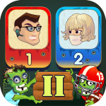 Download Two guys & Zombies 2 (two-player game) 0.5.6 APK For Android