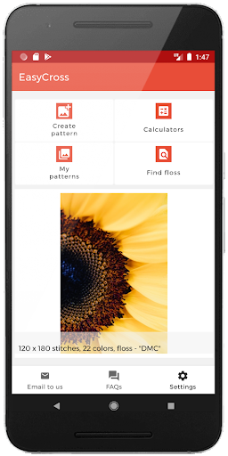 Download EasycCross - Cross stitch 2.2 APK For Android