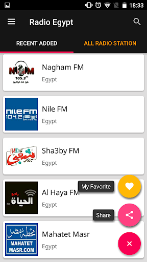 Download Egyptian Radio Stations 6.0.1 APK For Android