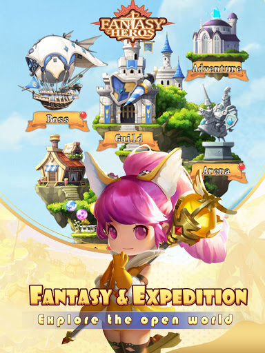 Download Fantasy Heroes : Idle RPG Game 0.8.0.12 APK For Android