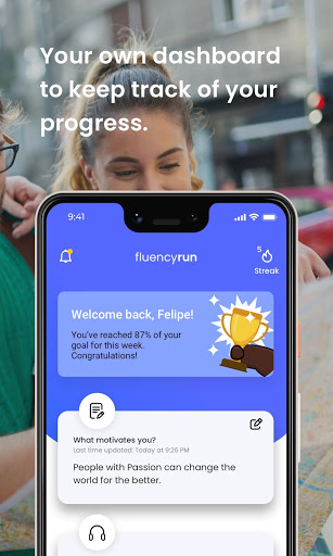 Download FluencyRun 2.0 APK For Android