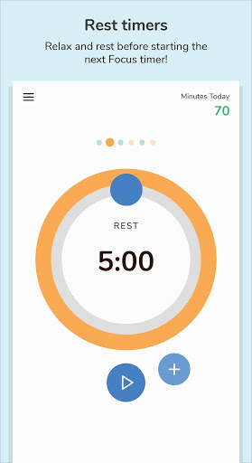 Download Focusmeter Productivity and Pomodoro Timer 1.0.37 APK For Android